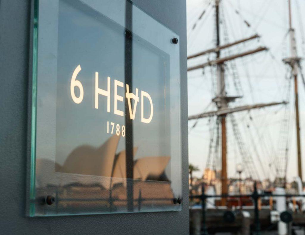 6 HEAD 1788 Restaurant