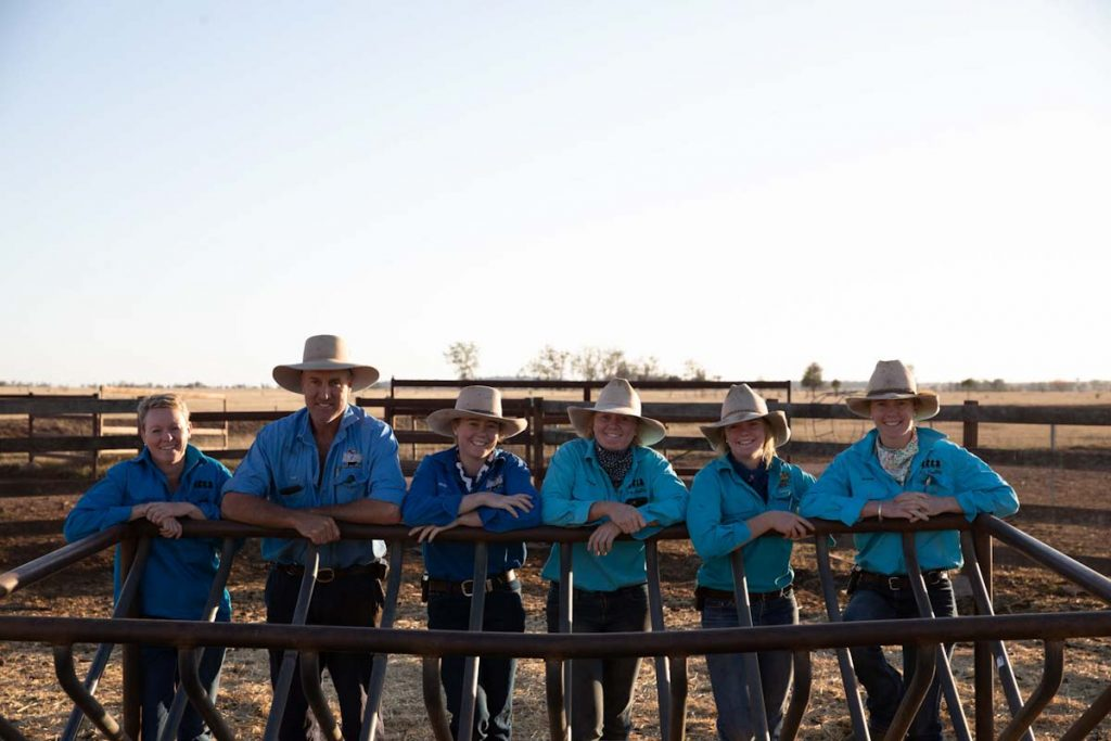 Four Daughters - Grain Fed Beef Family